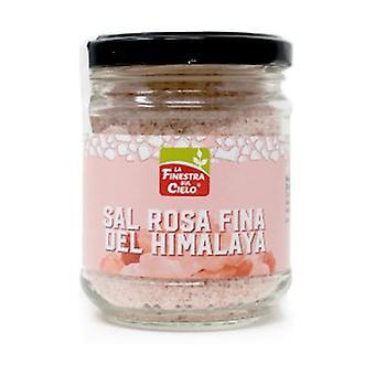 Hieno Himalajan vaaleanpunainen suola 200 g
