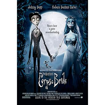 Corpse Bride Original Movie Poster Final Style