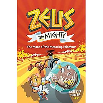 Zeus The Mighty 2: The Maze of Menacing Minotaur