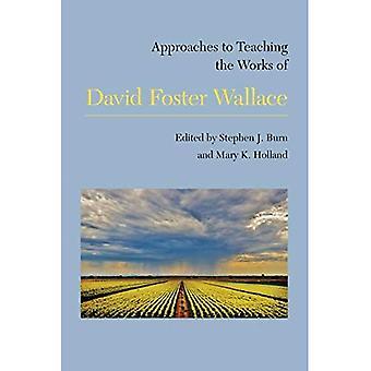 Benaderingen van teaching the Works of David Foster Wallace (Benaderingen van Teaching World Literature S.)