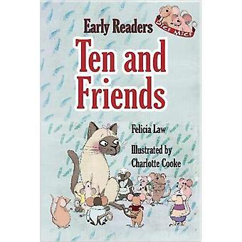 Dice Mice Readers: Ten and� Friends (Dice Mice Readers)