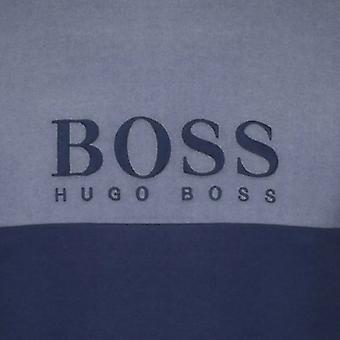 Hugo Boss Tracksuit Crew Neck Blue Loungewear Sweatshirt 50443054