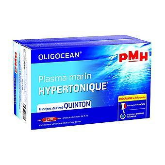 Hypertonic marine plasma 40 ampoules