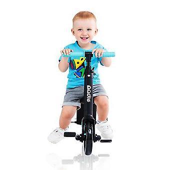 الأطفال سكوتر 3 في 1 طفل شريحة دراجة ثلاثية العجلات، وثلاثة عجلة الطفل بلانش السيارة،