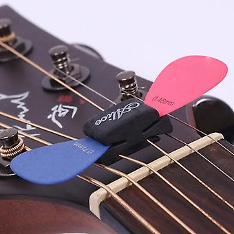 Rubber Guitar Pick Holder