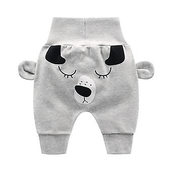 Cartoon Baby Leggings, Spring Newborn Pants