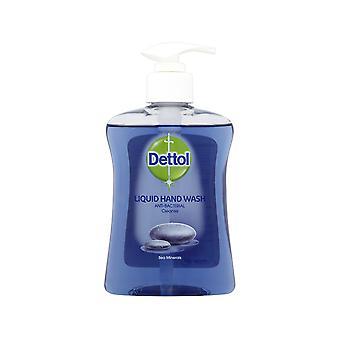 Reckitts Dettol käsipesun puhdistusaine 250ml