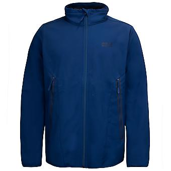 Jack Wolfskin Northern Pass Jacket Mens Zip Up Track Top 1305331 1134A