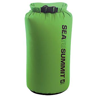 Sea to Summit Lightweight 70D Dry Sack Green (8 Litre) - 8 Litre