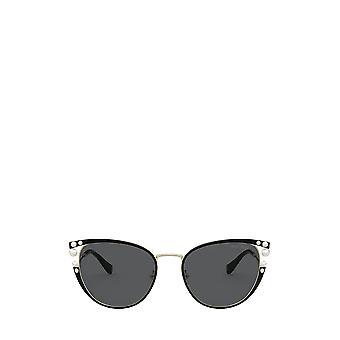 Miu Miu MU 62VS black female sunglasses
