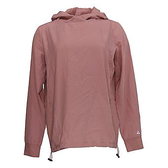 Anyone Women's Move Active High Tech Stretch Hoodie Pink A349816