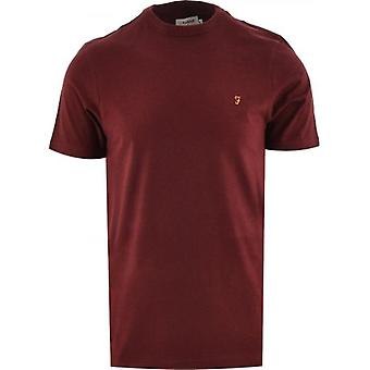 Farah Röd Danny T-Shirt