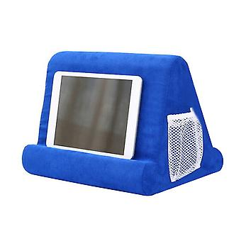 Draagbare multi-angle soft pillow desktop tablet staan mobiele telefoon luie houder voor ipad
