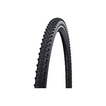 "Schwalbe X-One Bite Evo Folding Tires = 33-622 (28x1,3"") Super Ground"
