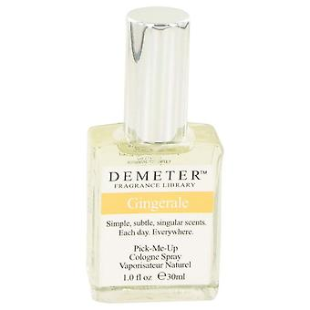Demeter Gingerale Cologne Spray By Demeter 1 oz Cologne Spray
