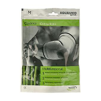 Aquamed Active Elasticated Elbow Support 1 unit (M)