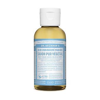 Liquid soap without parfume (Savon Liquide Non parfumé) 60 ml