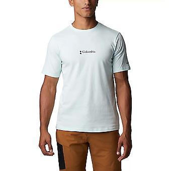 Columbia Csc Basic Logo 1680053482 universal  men t-shirt