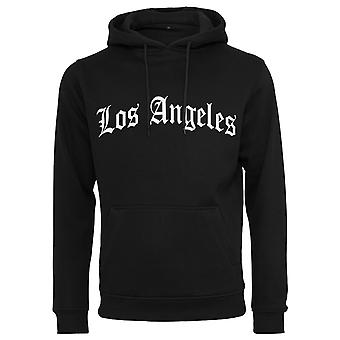Mister Tee Graphic Fleece Hoody - Los Angeles Wording