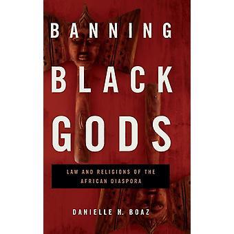 Boaz & Danielle N:n Mustien jumalten kieltäminen Apulaisprofessori & Pohjois-Carolinan yliopisto Charlottessa
