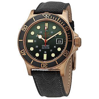Glycine Combat Automatic Dark Green Dial Men's Watch GL0281