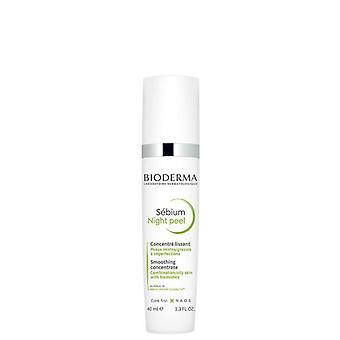 Bioderma Sebium Night Peel Smoothing Concentrate Gel 40ml