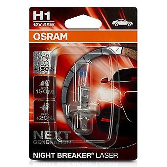 Auton polttimo Osram 64150NL-01B H1 12V 55W