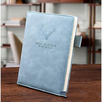 360-pages Leather Journal Notebook