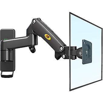 FengChun Monitor Wandhalterung Halterung für 17 bis 27 Zoll PC Monitor TV Ergonomisch