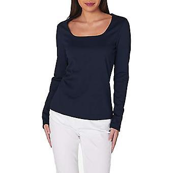 ESPRIT Collection 011EO1K309 T-Shirt, 400/Navy, S Woman