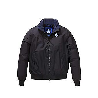NORTH SAILS Sailor Slim Coat, černý (černý 0999), malý (výrobce velikosti:S) Muž