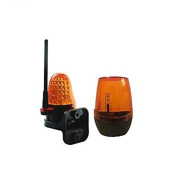 Luz automática de garaje deslizante / abridor de puerta oscilante Flash Alarma Lamp Blinker