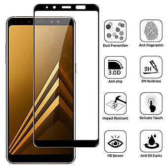 Samsung Galaxy A8 2018 - Tempered Glass Screen Protector