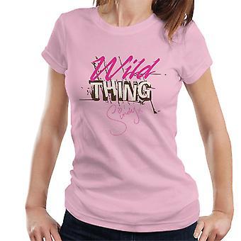 Sindy Wild Thing Naisten t-paita