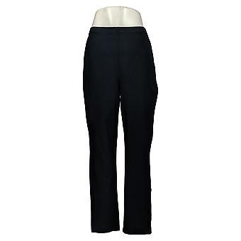 Femmes avec contrôle Shapewear Tushy Lifter Slim Leg Pants Bleu A310956