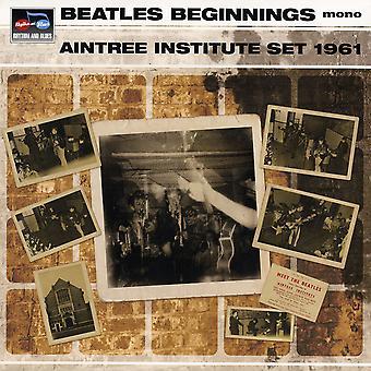 Diverse – Beatles Beginnings – Aintree Institute Set 1961 Vinyl