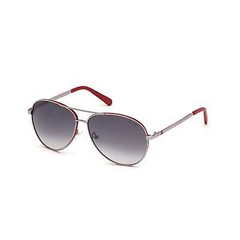 Unisex Sunglasses Guess GU6948-06B Black Maroon (Ø 62 mm)