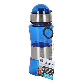 Sports Water Bottle Bewinner Metal Plastic 450 ml