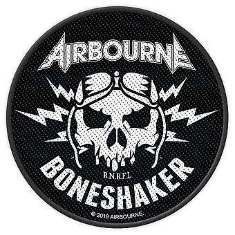 Airbourne - Boneshaker Standard Patch