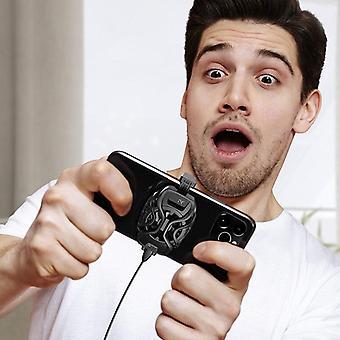 טלפון נייד מצנן את מחזיק מאוורר הטלפון לקירור הטלפון