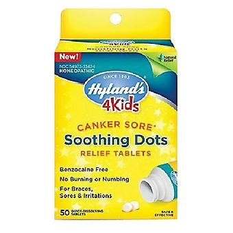 Hylands 4 Kids Soothing Dots, 50 Tabs
