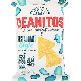 Beanitos تشيب Whtbn Seaslt, حالة 6 X 5 أوقية