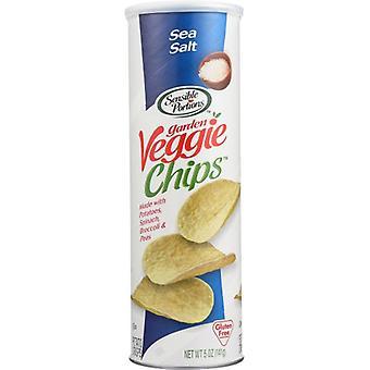 معقول أجزاء تشيب Grdn Veggie Slt Ca, حالة 12 X 5 أوقية