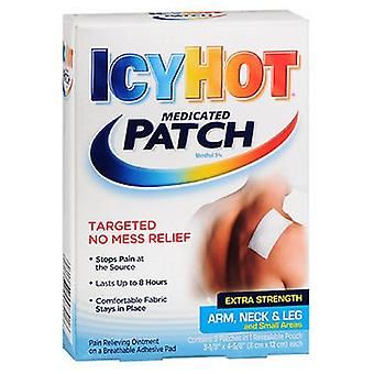 Icy Hot Icy Hot Hot Medicated Patches Extra Strength, Small 5 each