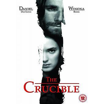 The Crucible DVD