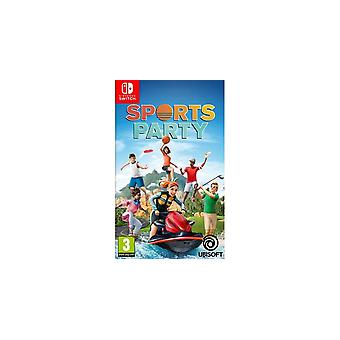 Sport Party Nintendo Switch játék