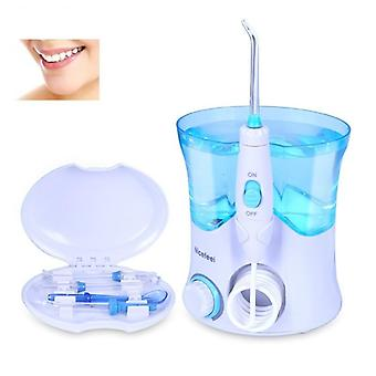 Vann Dental Flosser Oral Multifunksjonell Irrigator Dental Care Kit Tenner