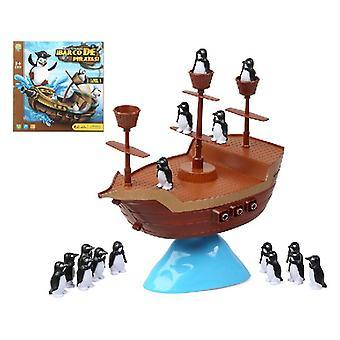 سفينة قراصنة اللعبة التعليمية (26 × 26 سم)