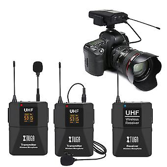 Pro video interview microphone mic for movie camera gopro