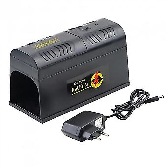Electronic Mice Rat Killer Rodent Repeller Electric Trap Zapper Pest Control